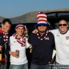 The USA vs. England World Cup Tailgate at Rustenburg, South Africa