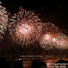 Happy 4th of July! Fireworks from the Hudson River, NYC