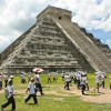 A Walk through the Mayan Ruins at Chichen Itza