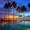 Sunset Sunday, The Pacific Palau Sunset