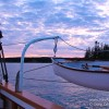 Sailing the Victory Chimes – A Maine Sunset at Sea