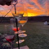 Love For Virginia Wine -the  James Charles Winery Sunset Sunday
