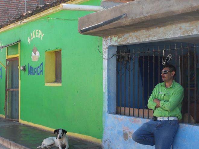 the man from malpica outside mazatlan