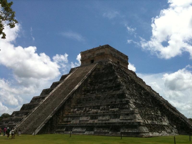 ancient mayan ruins tikal temples in guatemala   City Planning Art ...