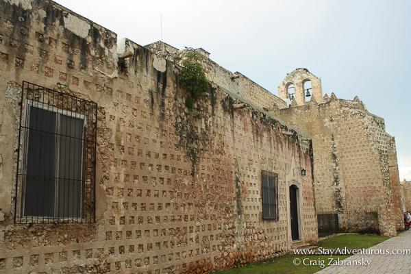 San Bernardino Convent in Valladolid Mexico