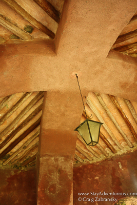 Cenote Cross at San Bernardino Convent, Valladolid