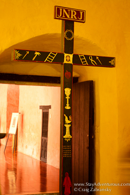 Crucifix at San Bernardino Convent, Valladolid