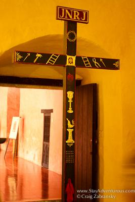 Crucifix at San Bernardino Convent, Valladolid
