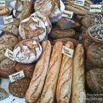Bread from Noordermarkt Farmers market
