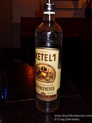kettle 1 Jenever, Dutch Gin