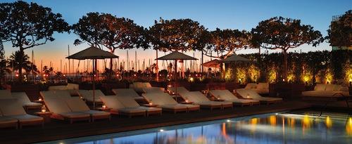 aqua hotels on Oahu