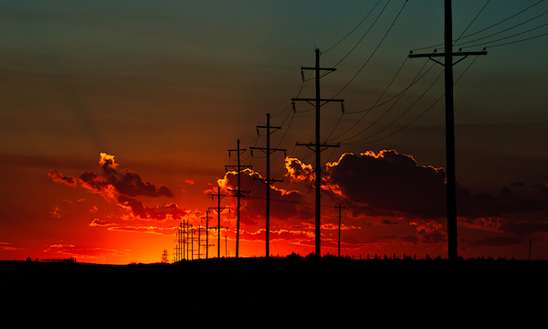 an Oklahoma Panhandle Sunset image by Glenn Fillmore