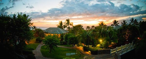 wailea hawaii hotel view