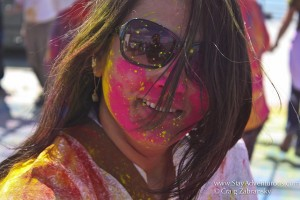 Happy Holi 2013, images from a party in New York City