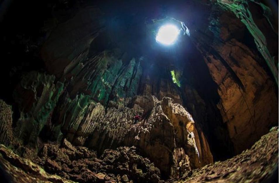 San Luyis Potosi Caves