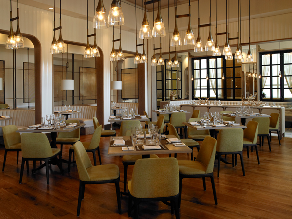 Four Seasons Miami Dining Room