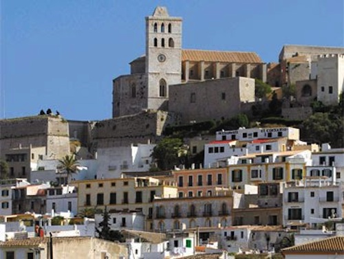 a town in Ibiza, it's more than clubs on this Spainsih Island