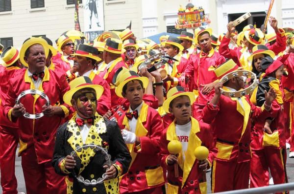 Cape Town Christmas Parade