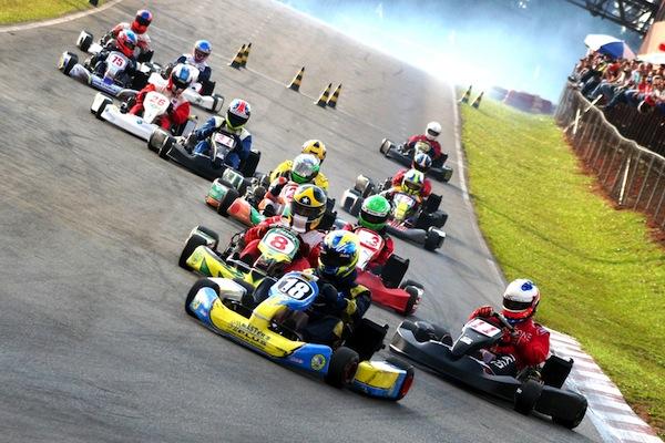 racing in Dubai