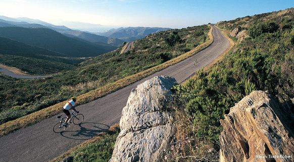 the roads of costa brava, spain