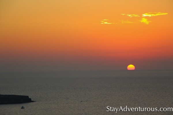 another Santorini sunset from the Stay Adventurous Sunset Sunday Series