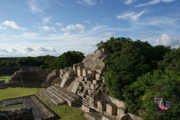 campeche and its mayan ruins
