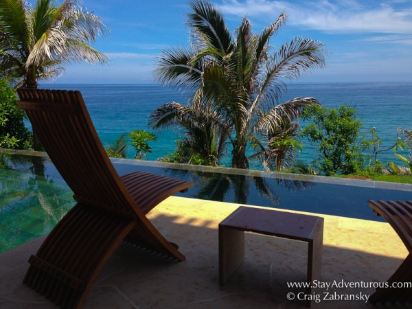 the view from a room at Imanta Resorts in Punta de Mita, Riviera Nayarit, Mexico