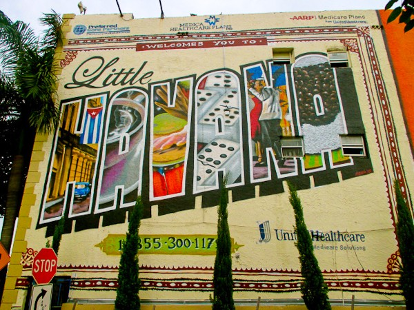 the Little Havana Sign by Ali Round the World Travels