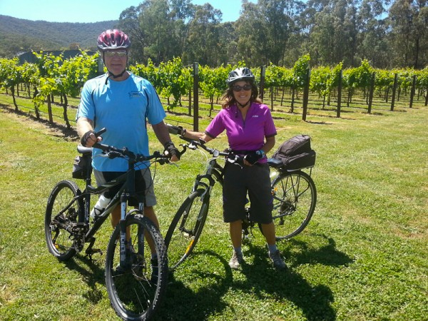 Victorian High Country Murray to the Mountain Rail Trail in Australia