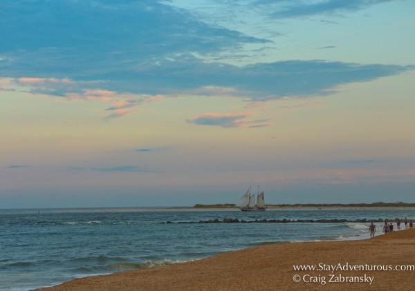 Sunset-Vilano-Beach-Sailboat-cZabransky
