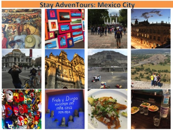 photos and images from a tour to mexico city by craig zabransky of Stay AdvenTours