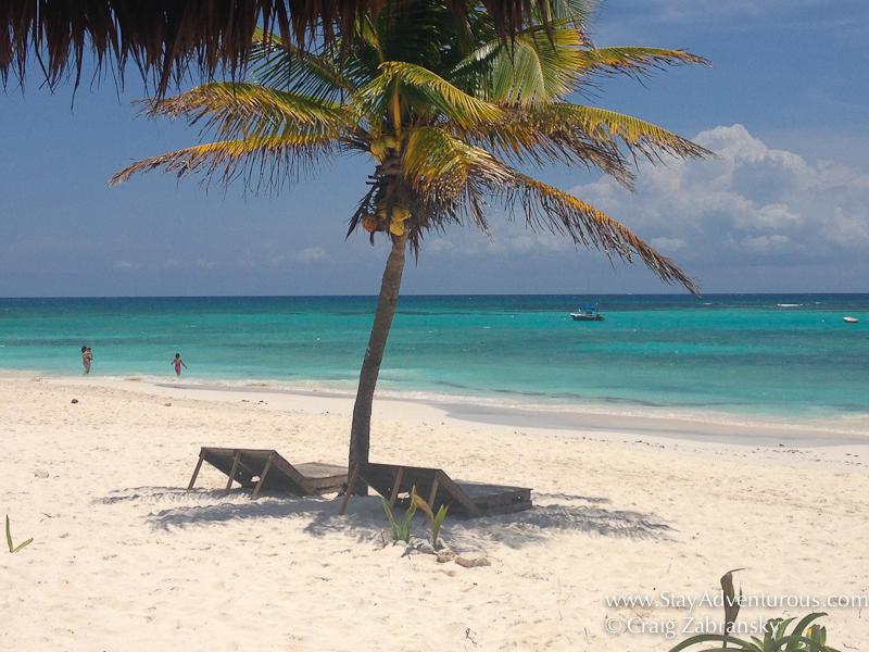 Riviera Maya, Xpu ha, Corona, beaches