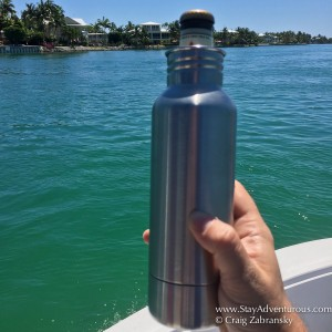 the Bottle Keeper on the Water in the Florida Keys