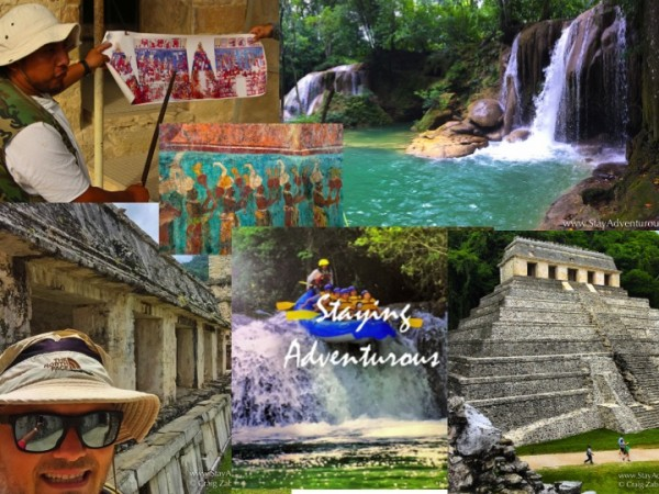 the wonders and spelndor of Chiapas, Mexico