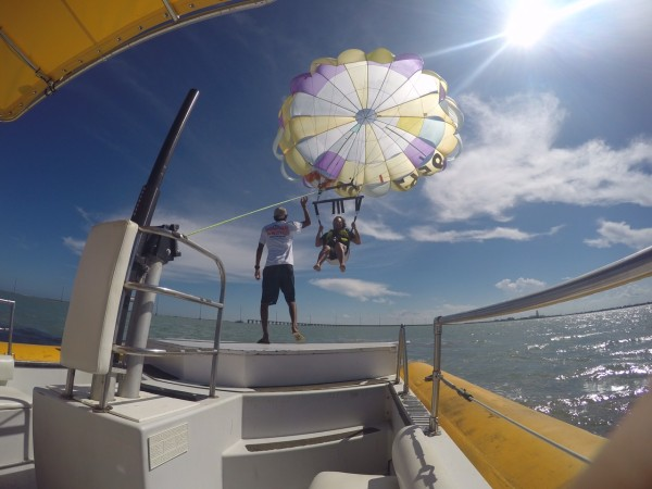 parasail south padre island texas