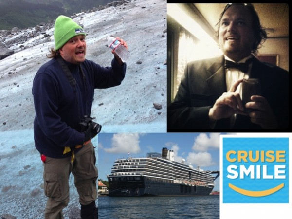 cruise smile contest smiles from my Holland America Cruises