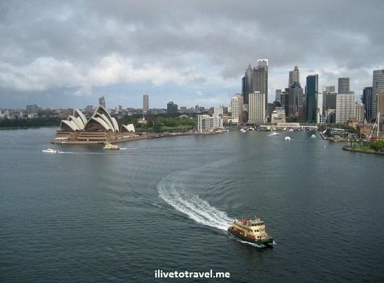 sydney harbor-australia
