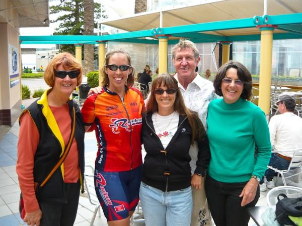 Anita in Australia