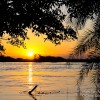 Sunset Sunday – The Chobe River, Botswana