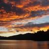 Sunset Sunday – Lake Waikaremoana, New Zealand