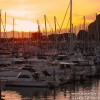 Sunset Sunday – Southern California Marina