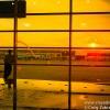 Sunset Sunday – Detroit Metro Airport (DTW)