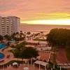 Sunset Sunday – Sunset at Dreams Villamagna, Nuevo Vallarta