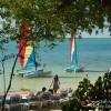 A Lovely Beach in Key Largo, Florida Keys