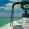 Parasailing in the Upper Florida Keys