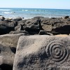 A Beach with History, the Petroglyphs of Las Labradas