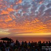 Sunset Sunday-The Mazatlán Carnaval Parade Halftime Sunset