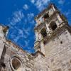 Postcard-Blue Sky Religion in Copala