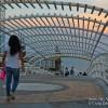 Sunset Sunday-The Friendship Bridge in Boca del Rio, Veracruz at Sunset