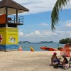 Are There Beaches in Singapore? A Visit to Siloso Beach in Sentosa